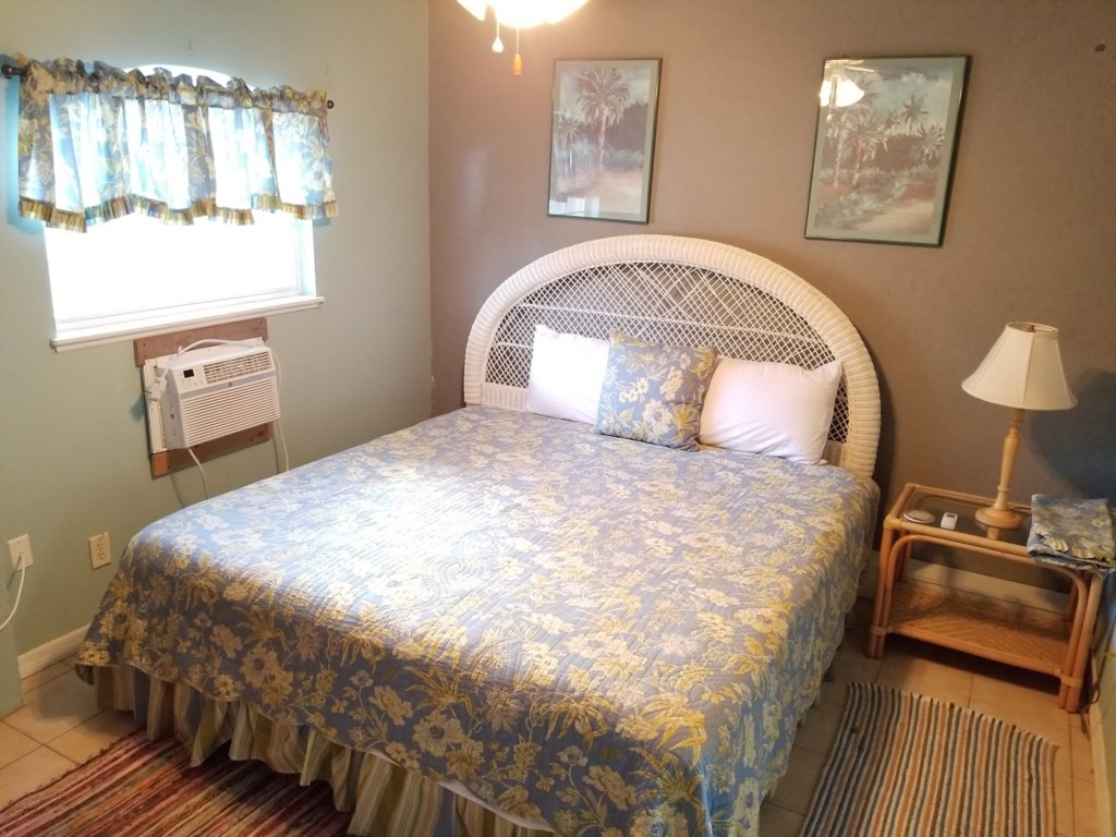 Fourth Bedroom with King Bed