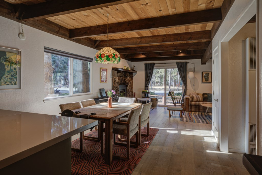 Beautiful open concept provides easy flow of conversation