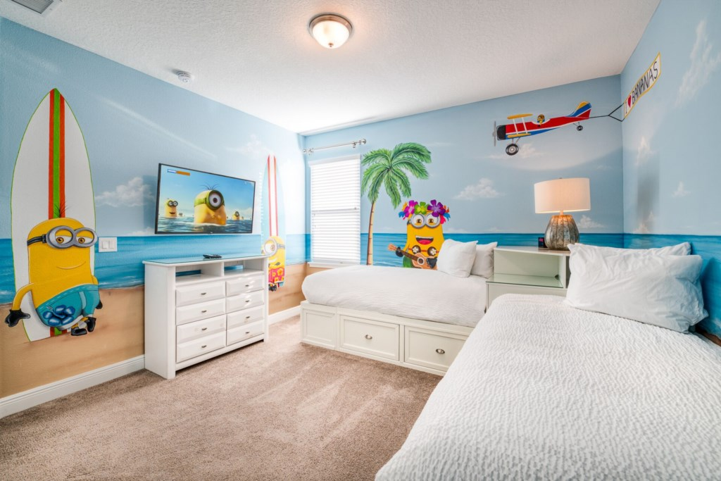 MinionsThemedChildrensBedroom2