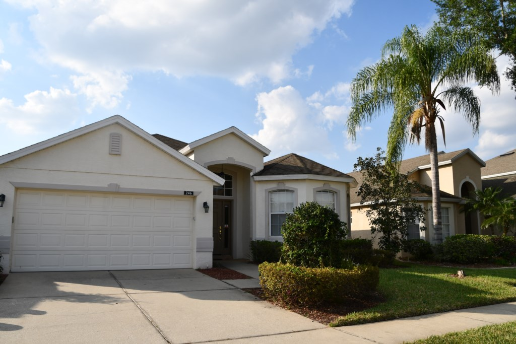 The perfect home for family minutes from Disney