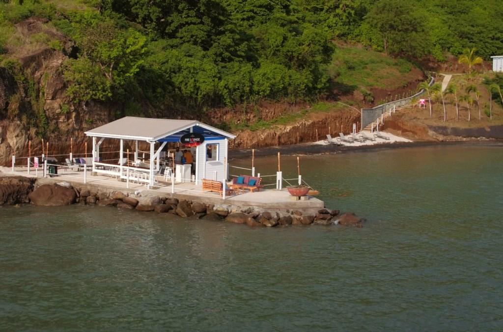 Volcanic Beach and Lounge