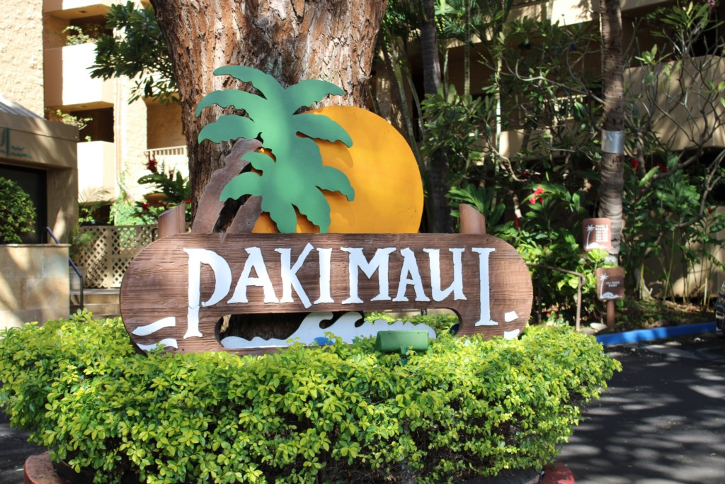 Paki Maui Resort ideally situated to walk to shops, restaurants etc.
