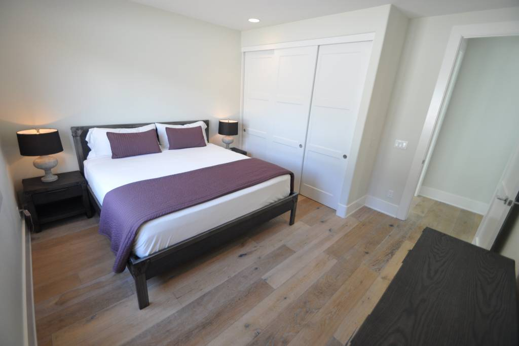 Third bedroom with King size bed