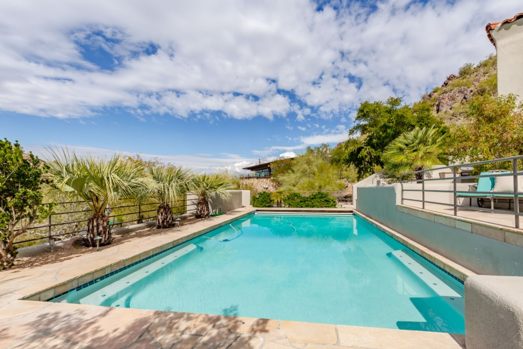 Soak up the AZ sun in this awesome pool