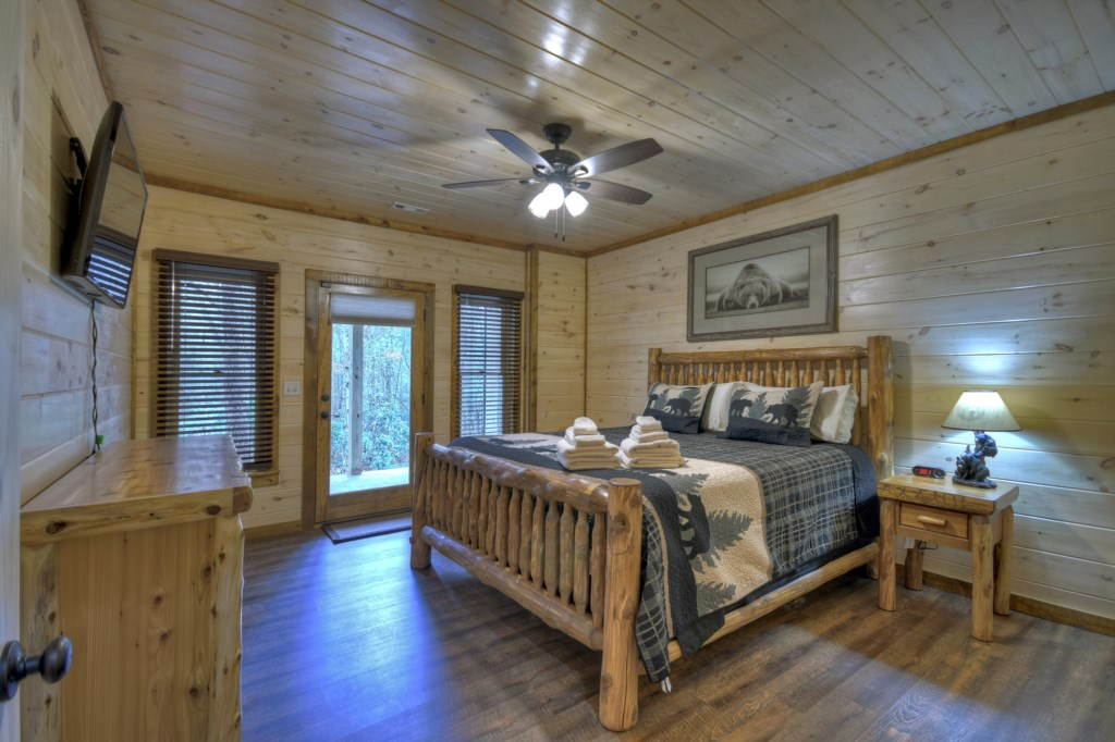 1 of 3 Master Bedrooms