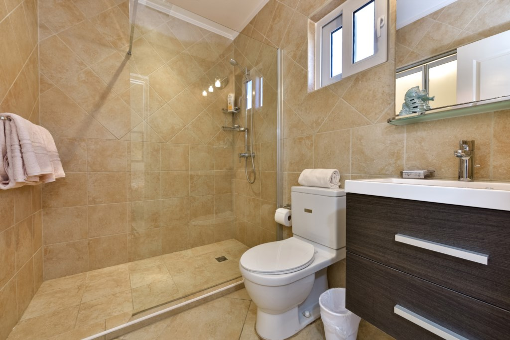 All 4.5 bathrooms are brand-new and luxurious designed