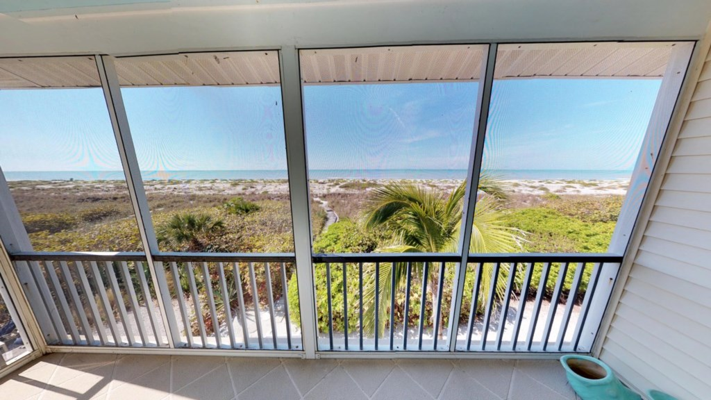 Beachviews From Gulf Dunes Villa