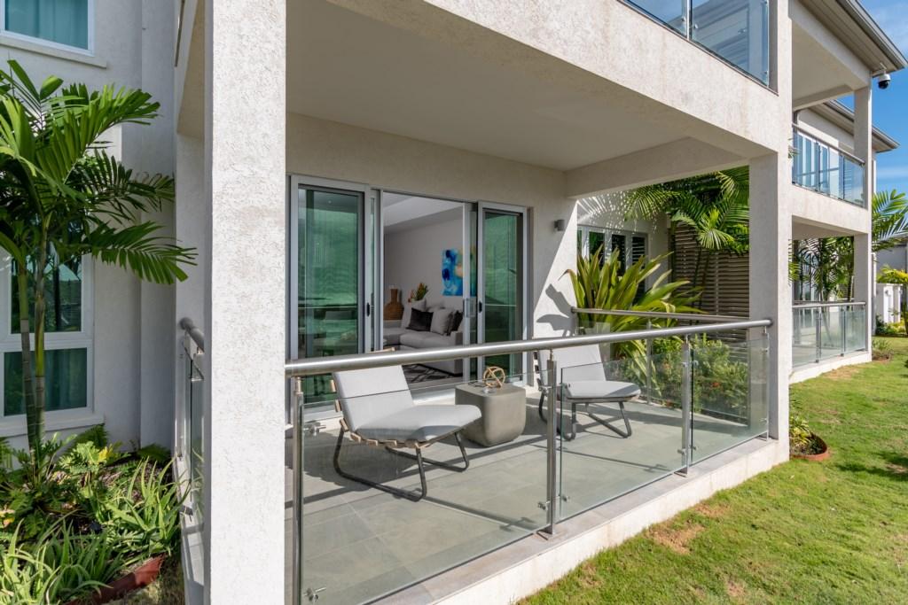 2 Bedroom Luxury Suite With Resort Amenities