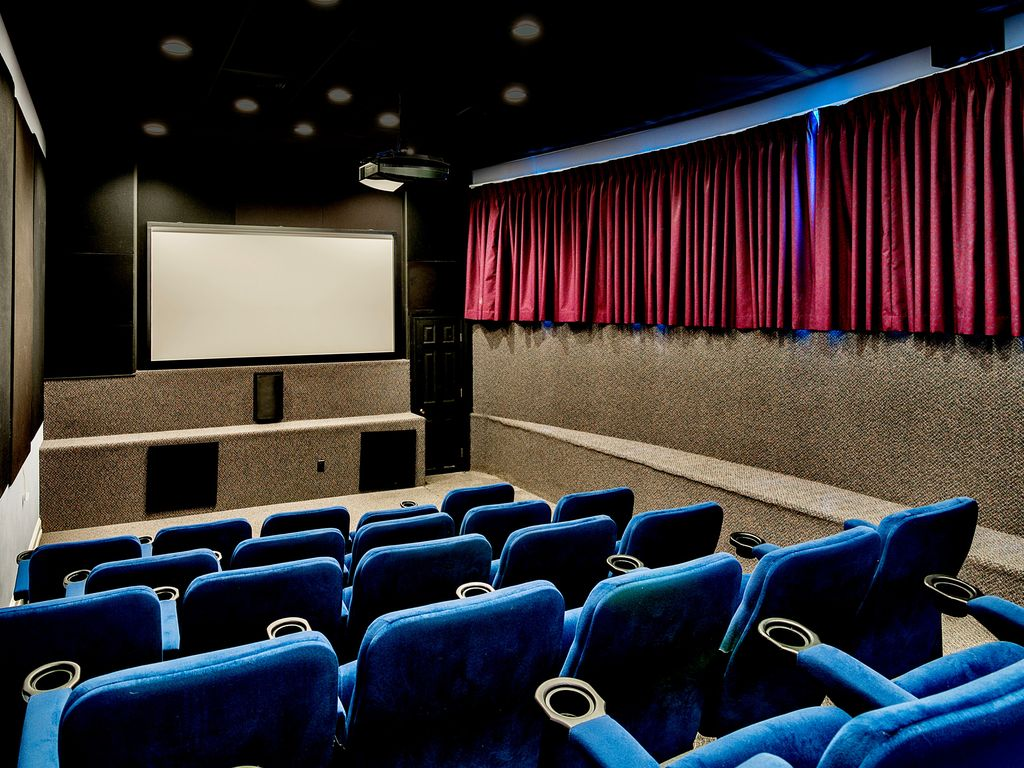 Club House Movie Theater