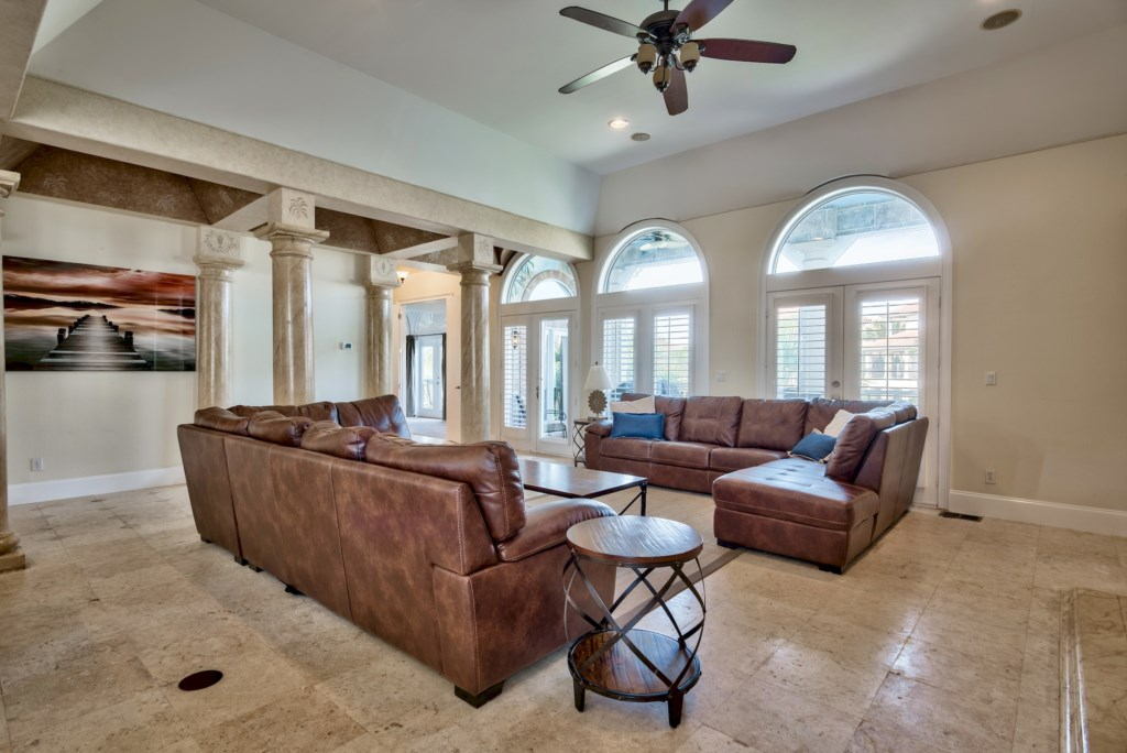 Very Large Living Room