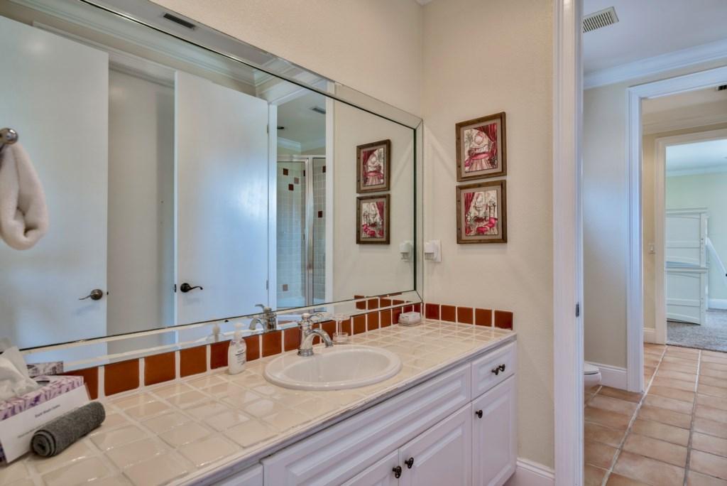 Bathroom Side A