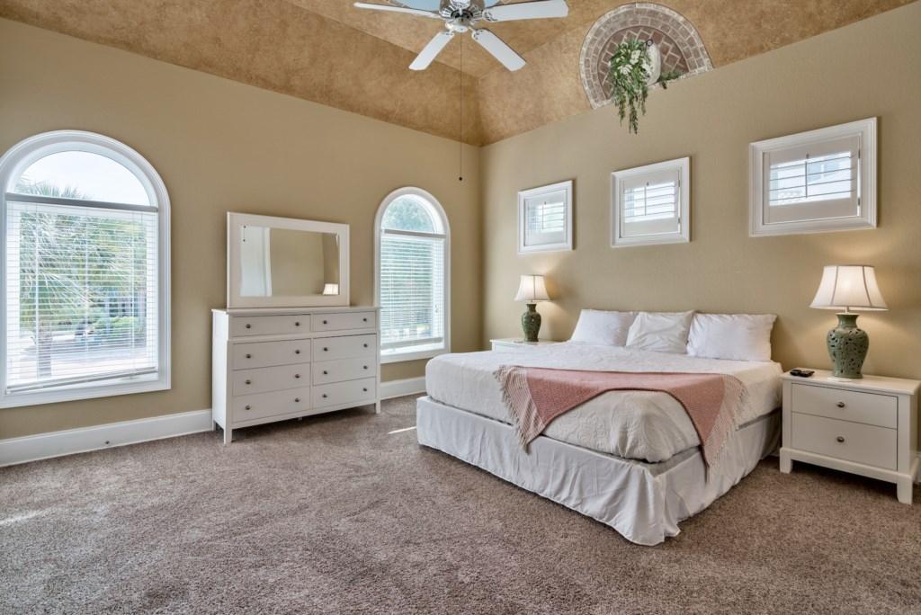 Bedroom #2 King Bed