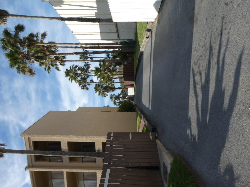 Courtyard Entrance from Coronado