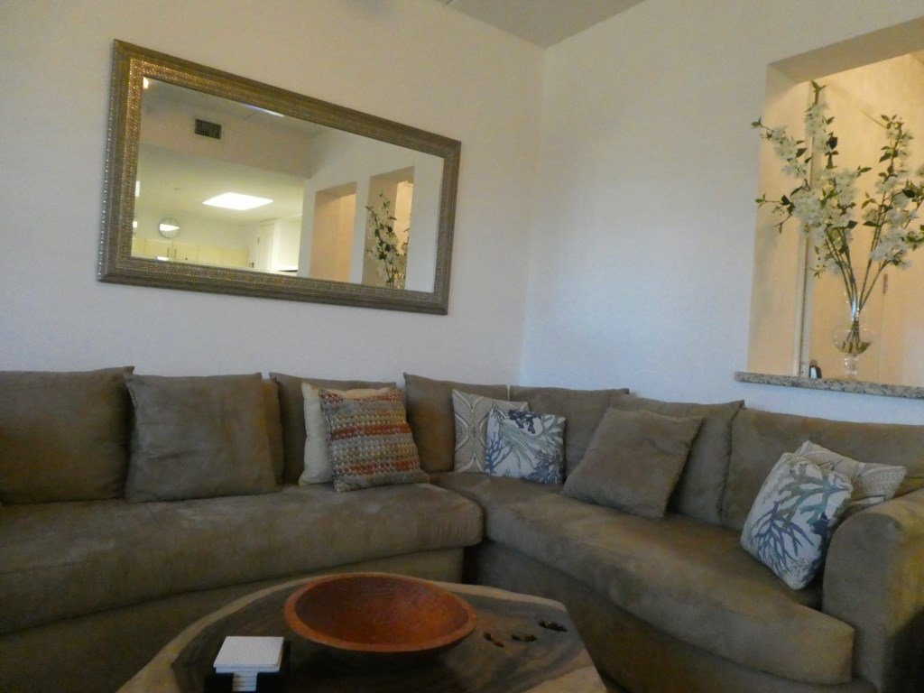 Large Living Sectional