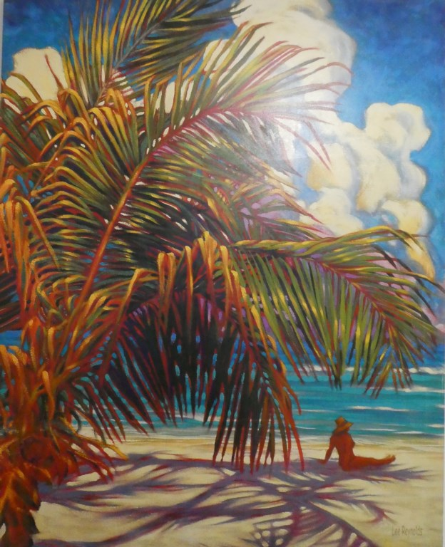 Tropical Wall Art