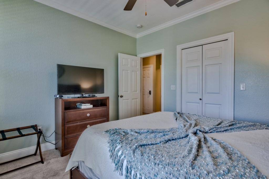BEDROOM # 4- 3RD FLOOR (QUEEN)