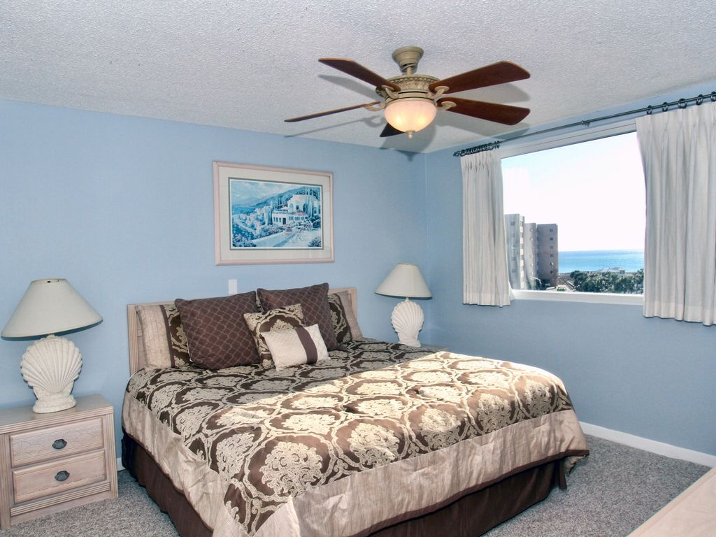 Master King Suite with Gulf Views