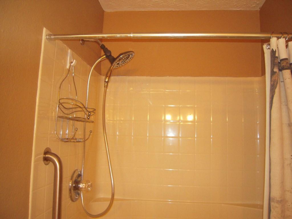 Dual Bath and Shower