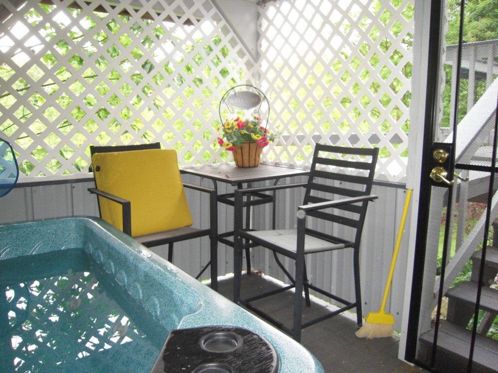 Make a Splash in the Hot Tub