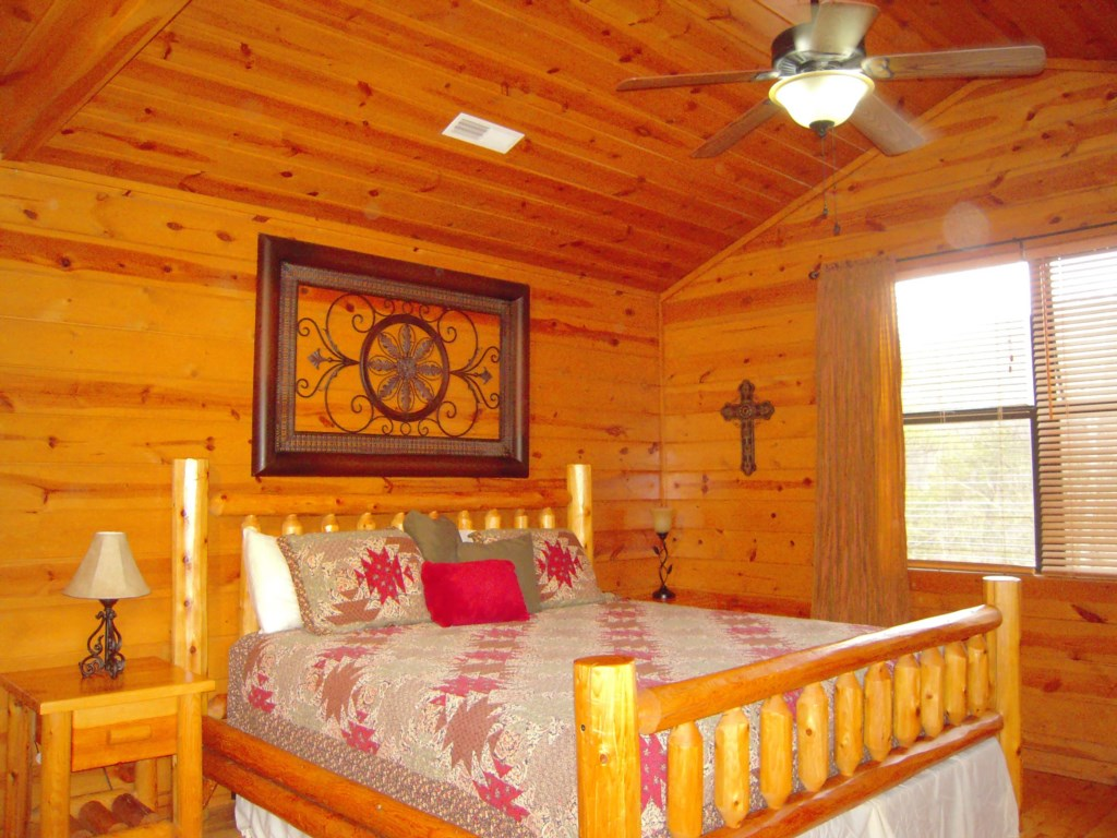 Comfortable Master Suites