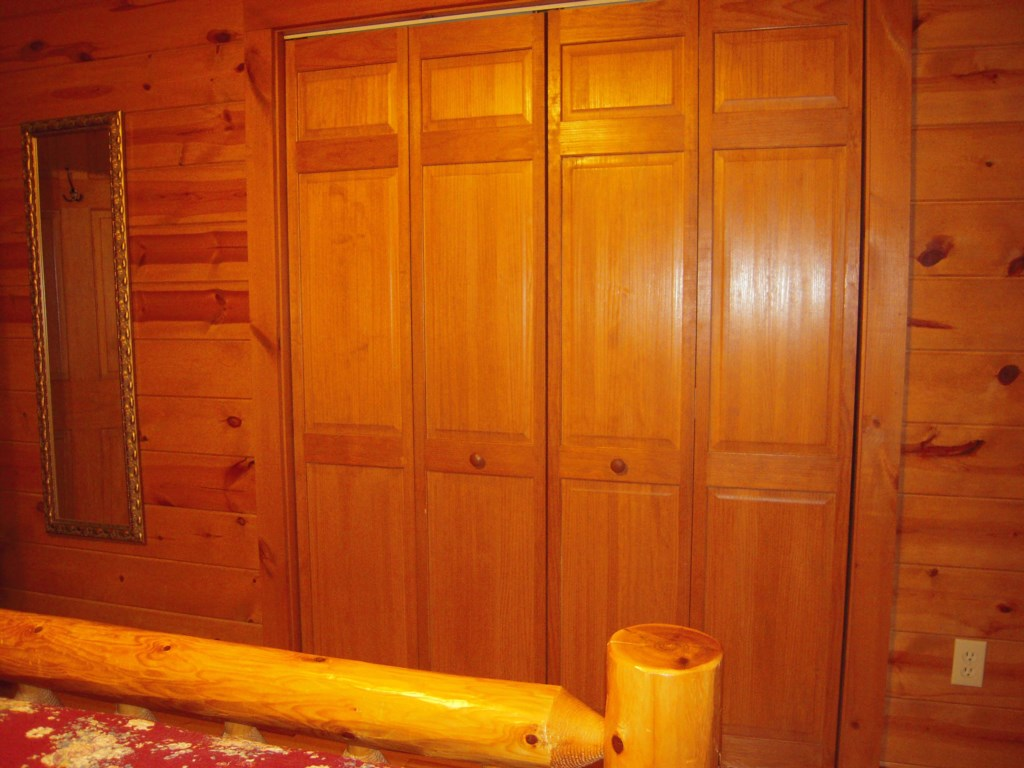 Wooden Armoire