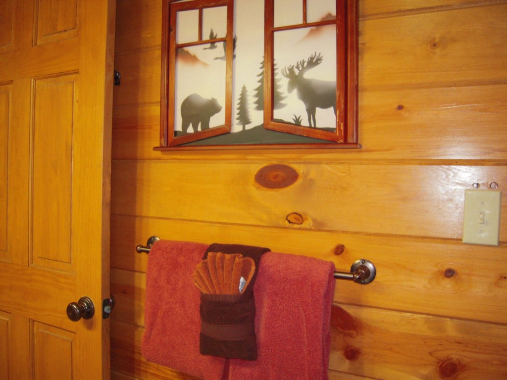Charming Cabin Decor