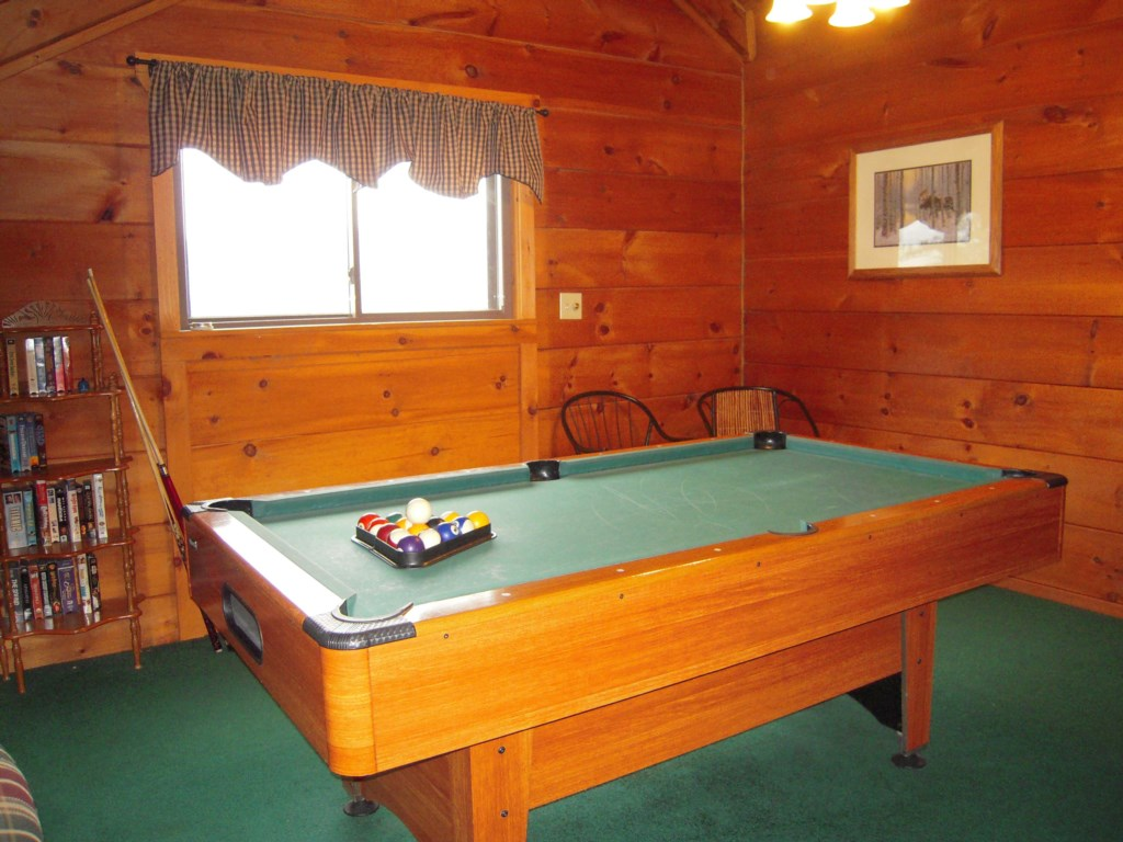 Family Fun Game Room