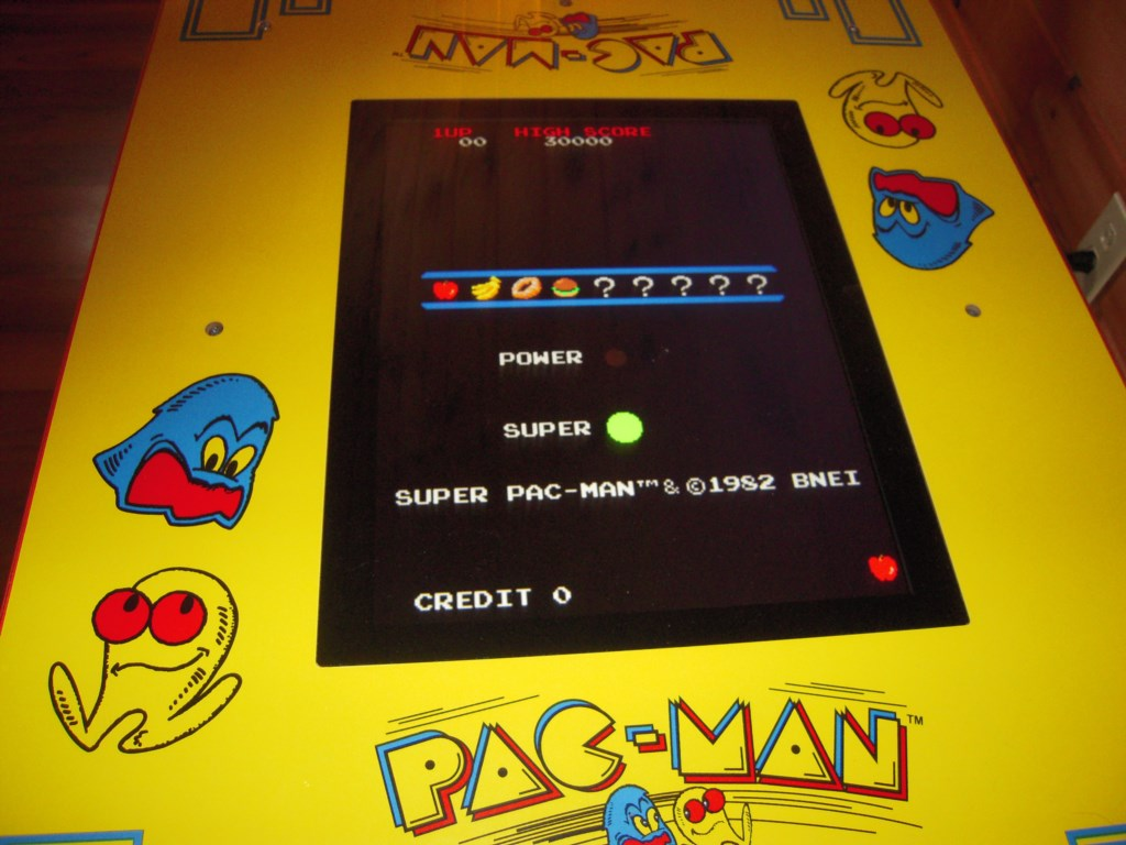 We Have Pac-Man!