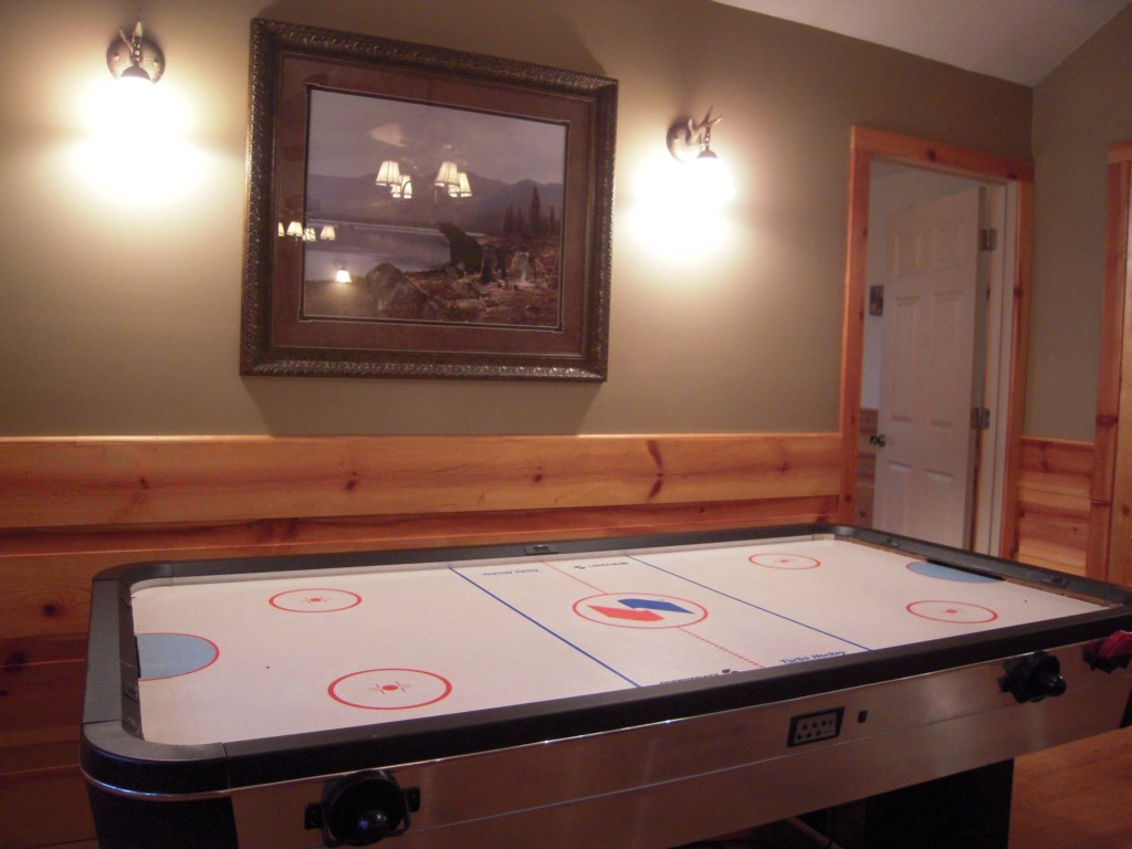 Have Fun with the Air Hockey Table!