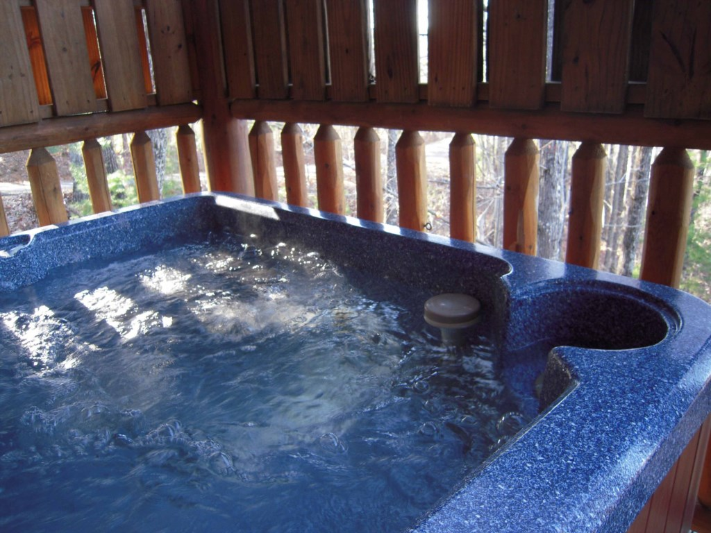 Take a Dip in the Jacuzzi
