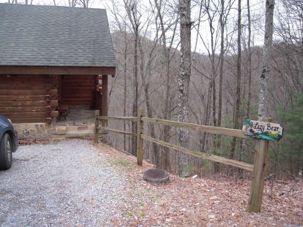 Lazy Bear Mountain Home