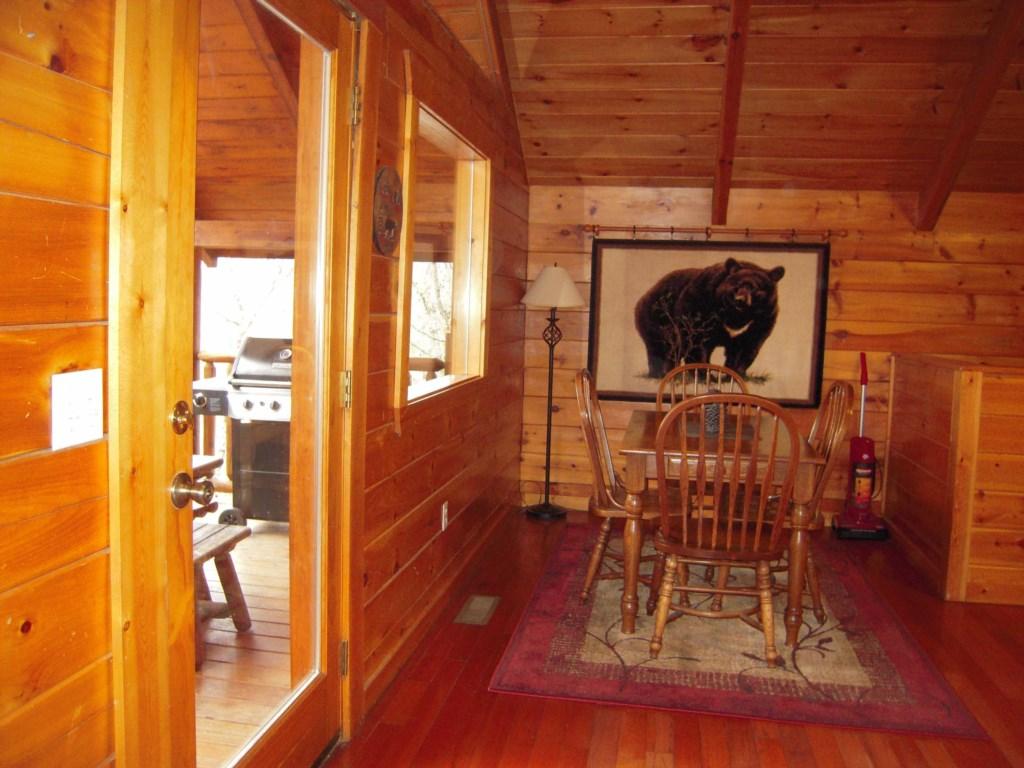 Charming Wood Cabin