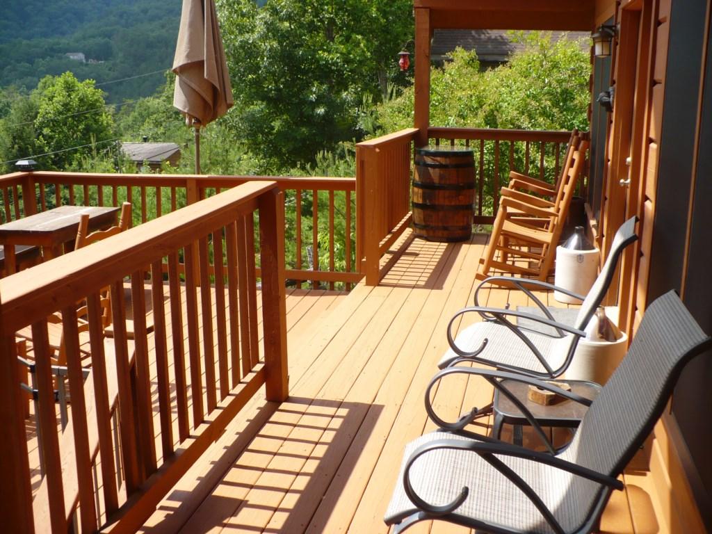 Stunning Porch Views