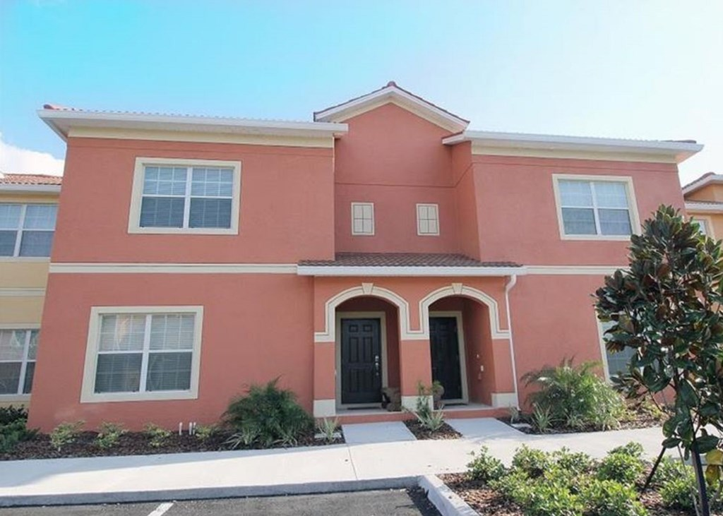 4 Bedroom Townhouse w Pool - Paradise Palms 8968