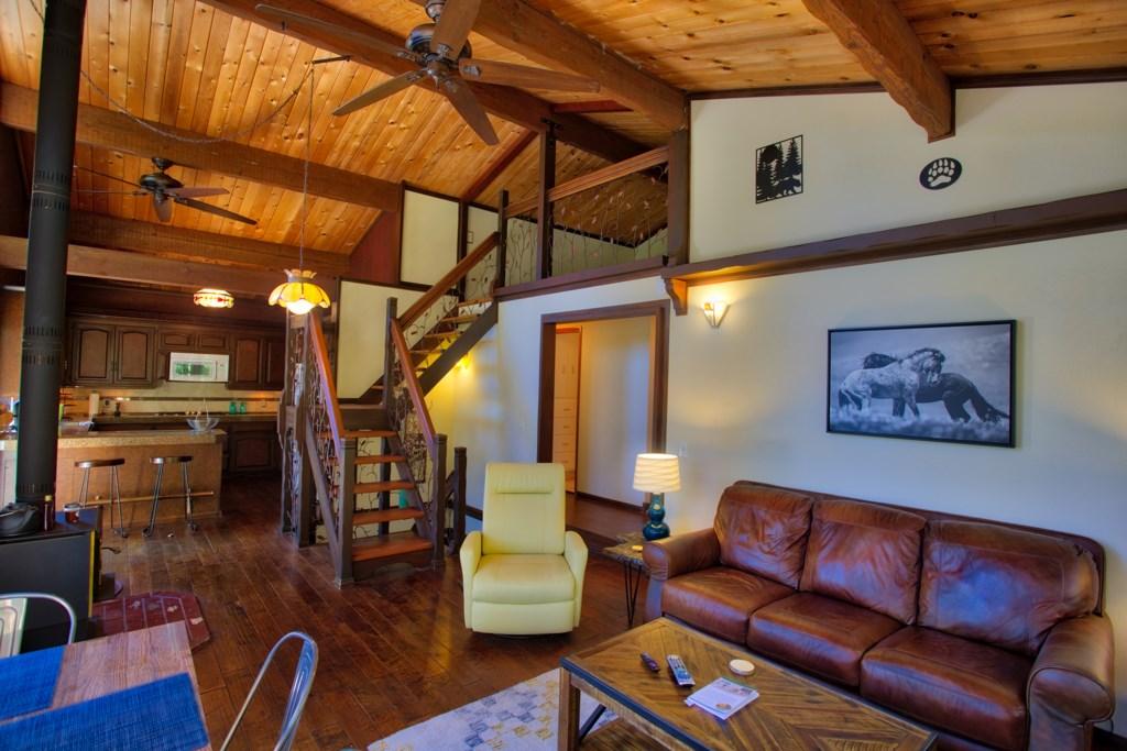 High Vaulted Wood Ceilings