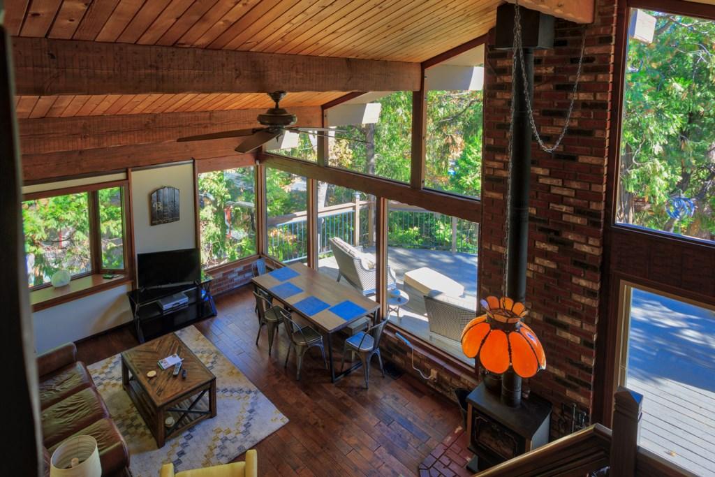Spacious and Open Floor Plan