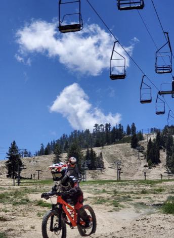 Summer months at Snow Valley