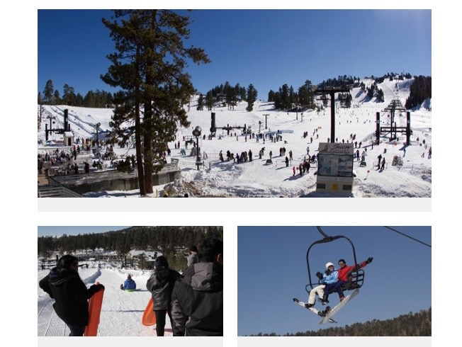 Enjoy Skiing and Snowboarding