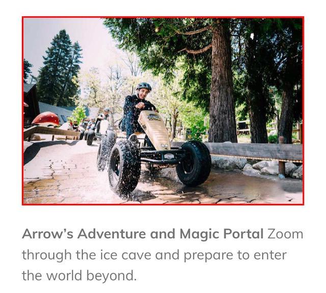 Arrow's Adventure