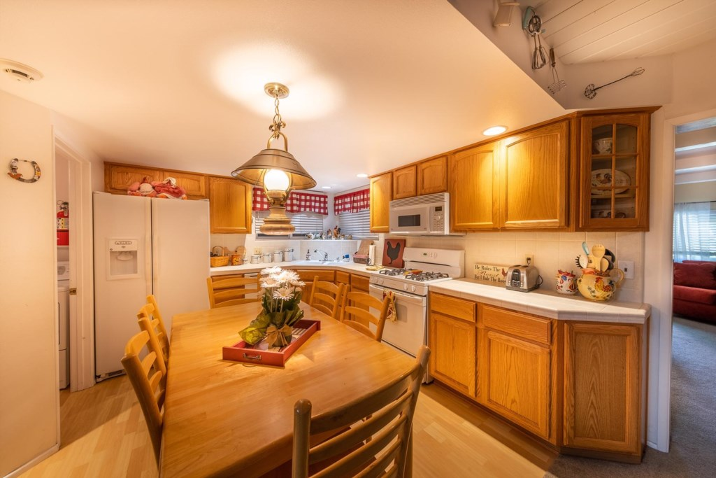 Spacious Kitchen Great for Family Meals