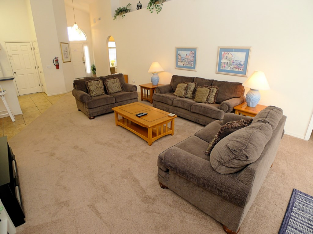 Kick Back and Relax in the Living Room