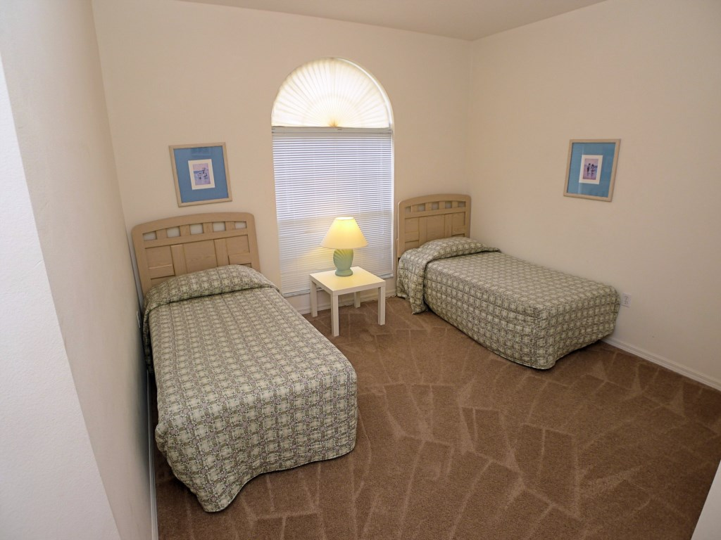 Dual Twin Bed Rooms