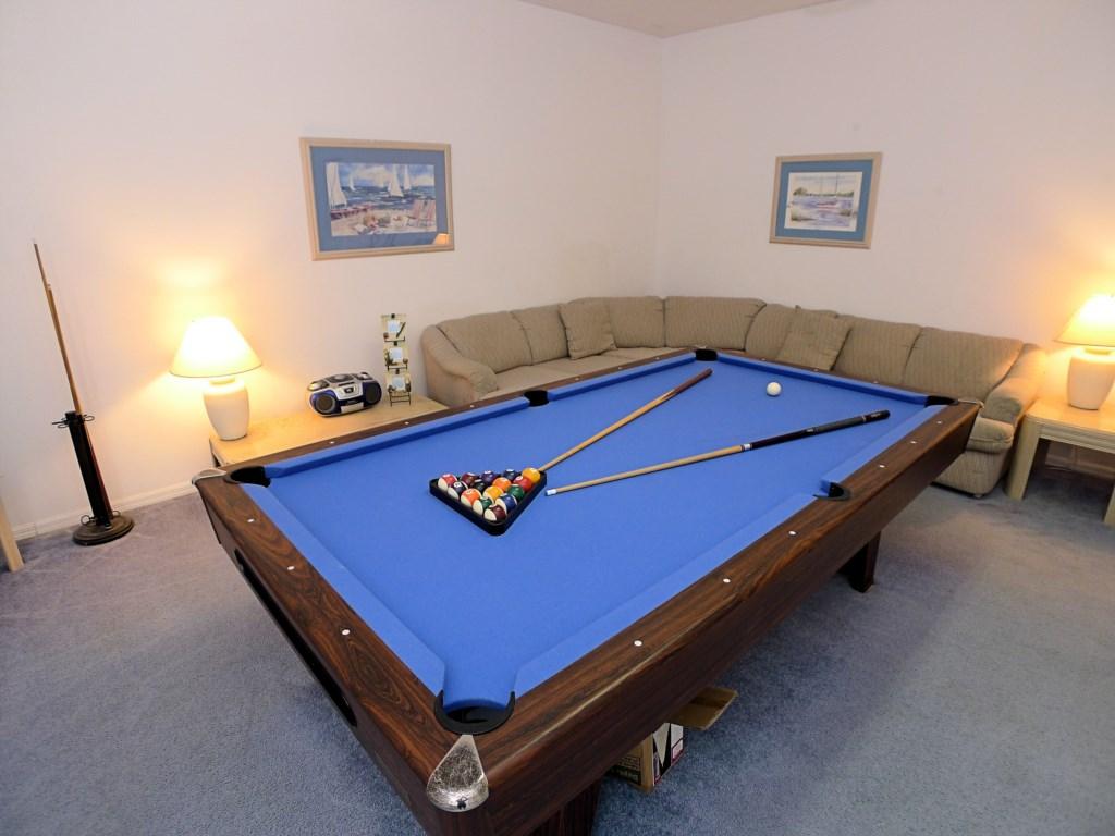 Fun Game Room