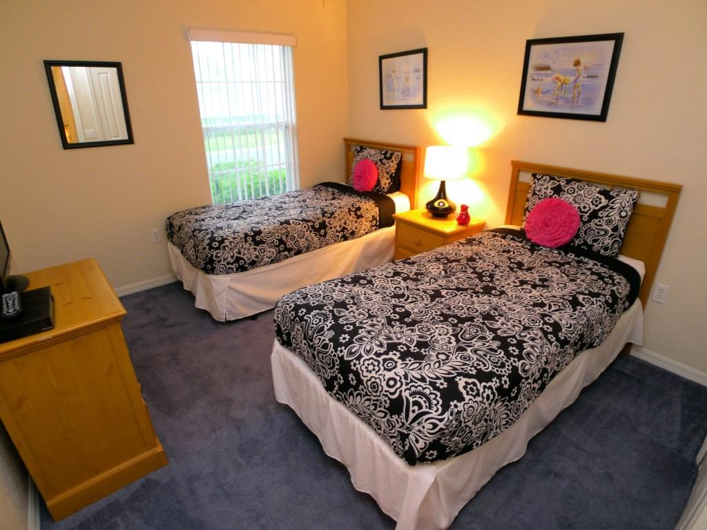 Dual Twin Bedrooms