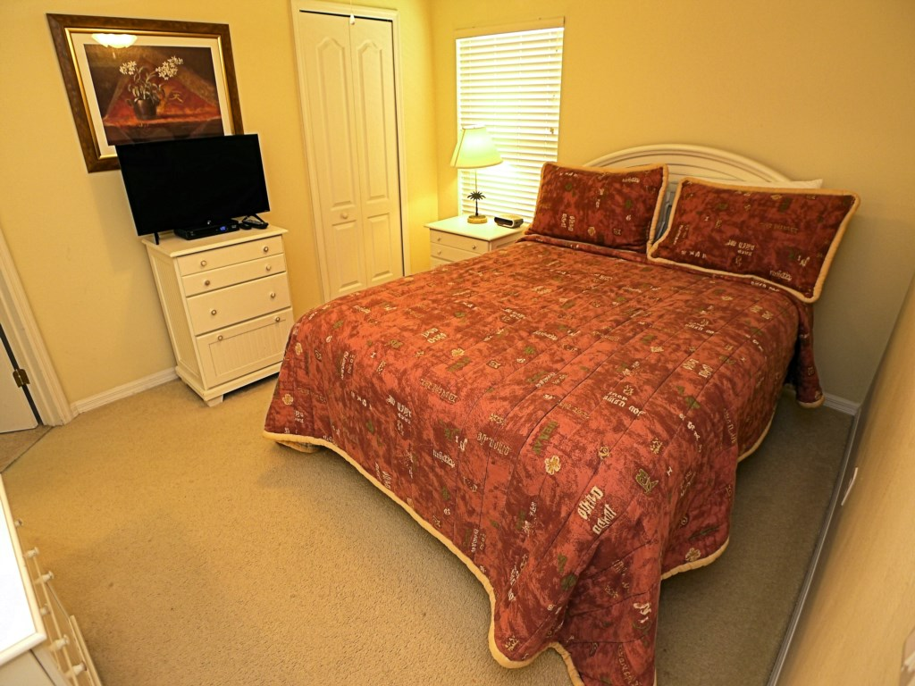4 Spacious Bedrooms