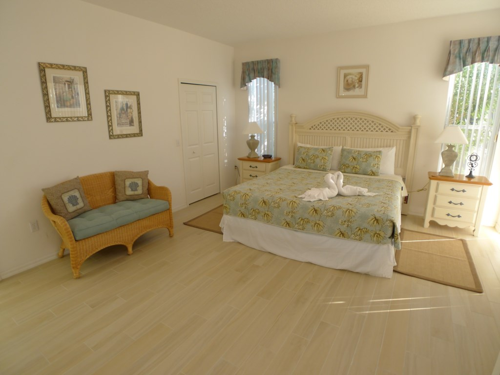 Comfortable Master Bedrooms