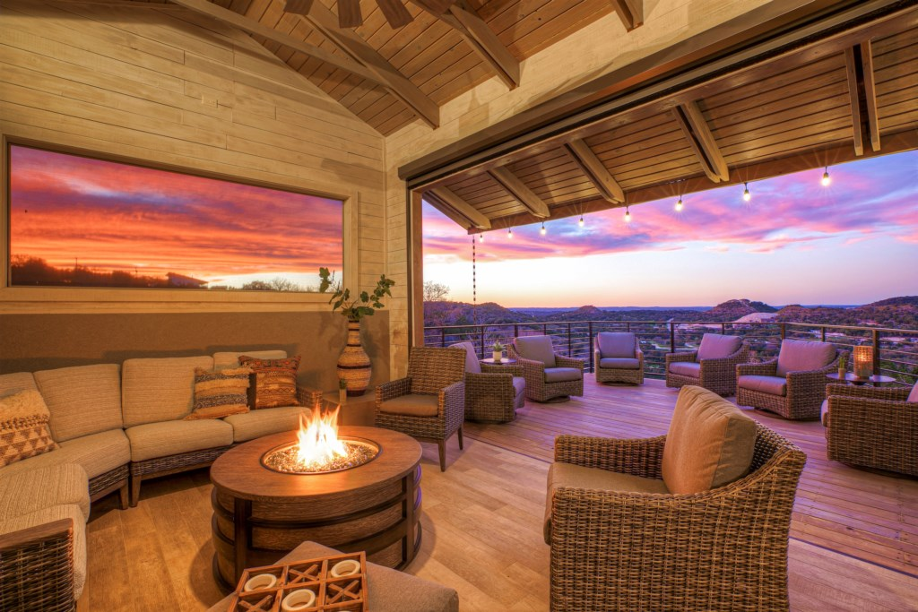 Welcome to Lariat Springs! Your brand new getaway destination in the Texas Hill Country!