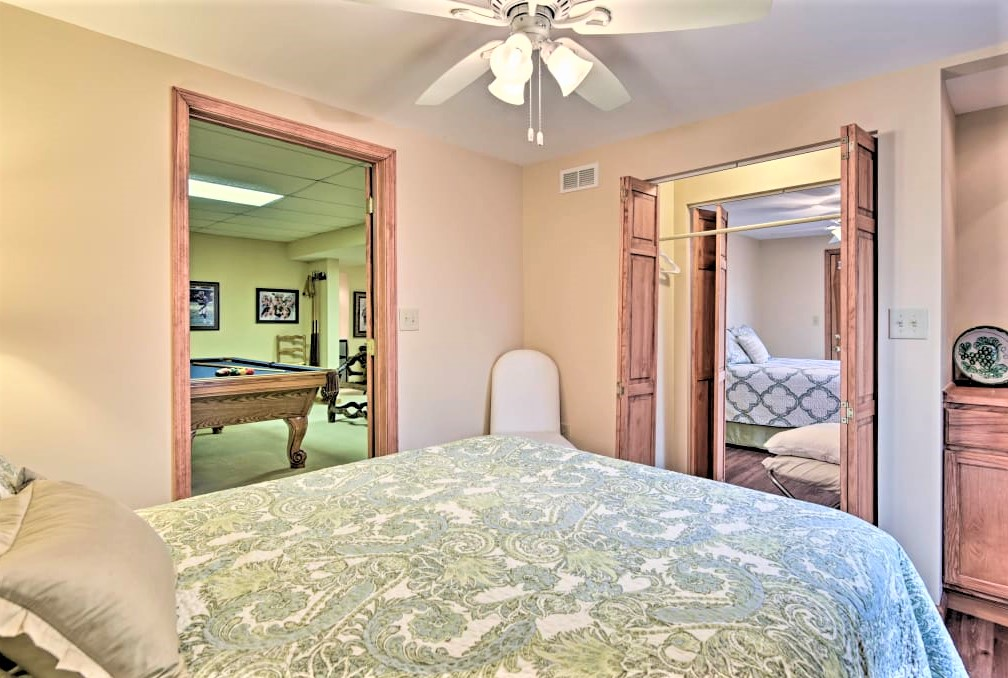 Bedroom 4 (Queen)