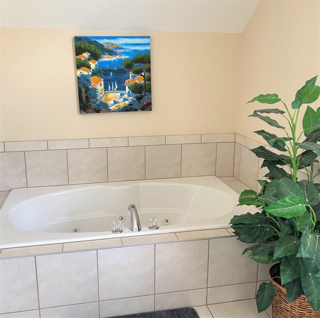 Loft Master Bathroom