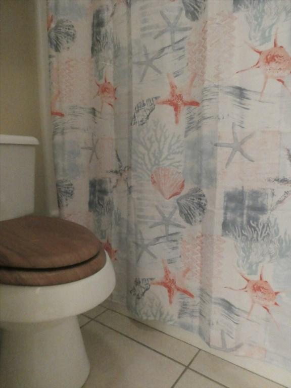 Split Shower and Bath